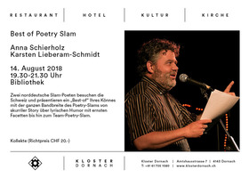 Best-of Poetry Slam